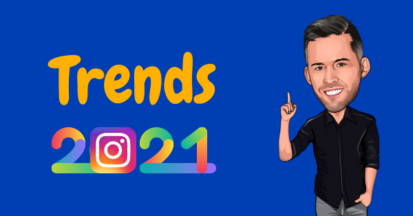 Tolle Instagram Trends 2021